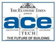 印度海德拉巴国际建材展览会logo