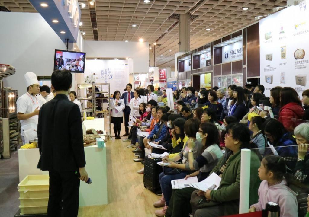 台北烘焙展TIBS