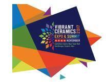 印度古吉拉特国际陶瓷展览会logo