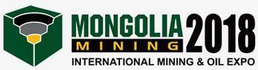 蒙古乌兰巴托国际矿山机械及配件展览会logo