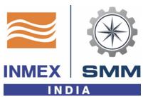 印度孟买国际海事展览会logo