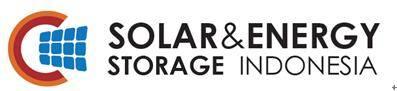 印尼雅加達國際太陽能及儲能展覽會logo
