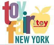 美国纽约国际玩具展览会logo
