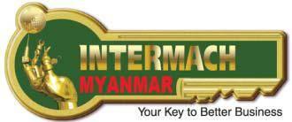 缅甸仰光国际工业机械制造展览会logo