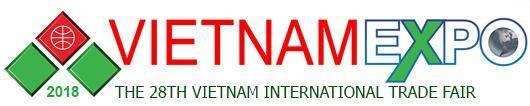 越南河内国际综合贸易展览会logo