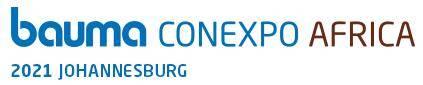 南非约翰内斯堡国际工程机械展览会logo