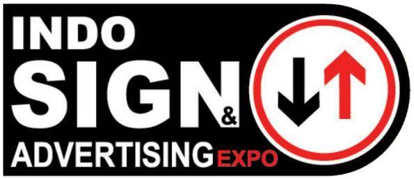 印尼雅加达国际广告展览会logo