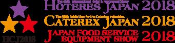 日本东京国际酒店、餐饮及食品服务设备龙8国际logo