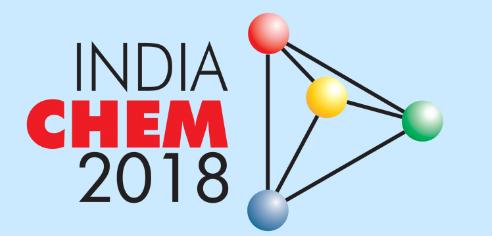 印度孟买国际化工展览会logo