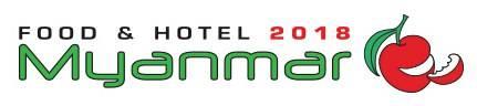 缅甸仰光国际食品酒店展览会logo