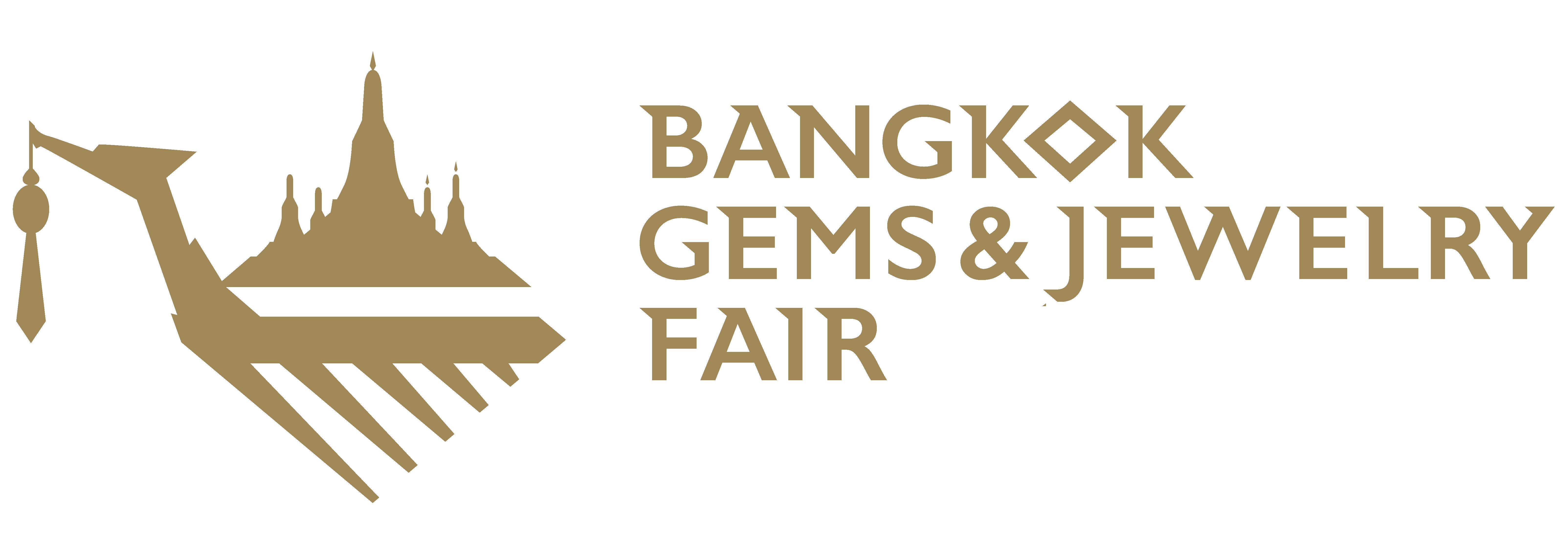 泰国曼谷国际珠宝玉石首饰展览会logo