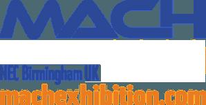 英国伯明翰国际机床展览会logo