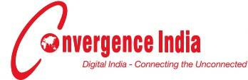 印度新德里国际通讯博览会logo