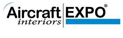 德国汉堡国际飞机内饰展览会logo