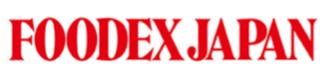 日本千叶市国际食品与饮料展览会logo
