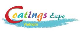 越南胡志明市国际涂料展览会logo