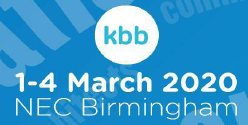 英国伯明翰国际厨房卫浴展览会logo