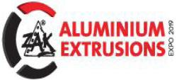 印度国际铝工业展览会logo