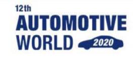 日本东京国际汽车技术展览会logo