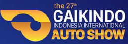 印尼雅加达国际汽车展览会logo