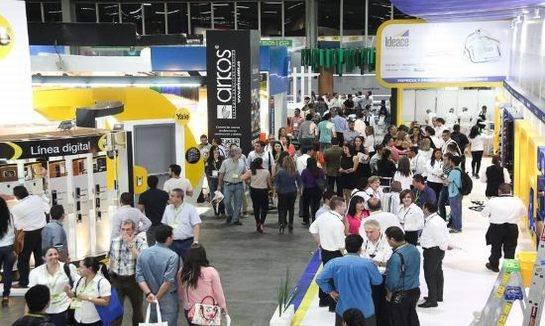哥伦比亚建材工程机械展EXPOCAMACOL