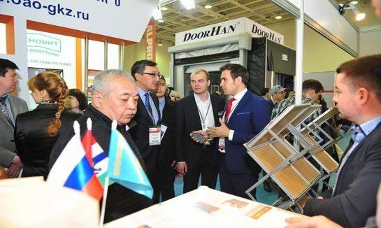哈萨克斯坦建筑建材展ASTANABUILD
