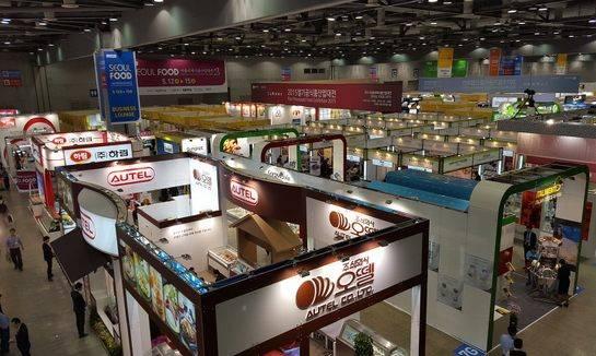 韩国食品及酒店用品展SEOUL FOOD & HOTEL