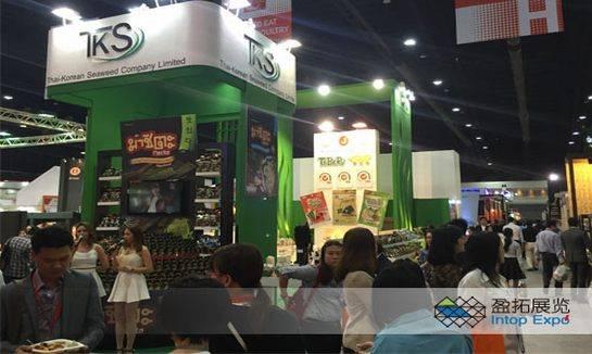 泰国亚洲世界食品展THAIFEX