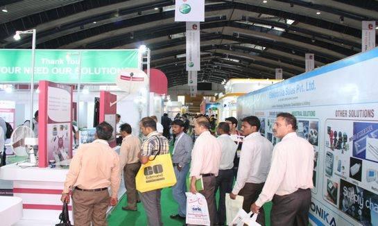 印度电子展ELECTRONICA INDIA