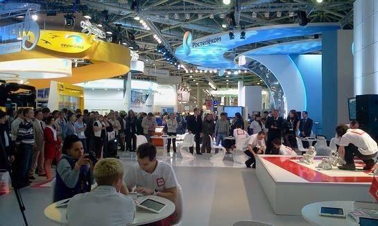 俄罗斯电子元器件展Expo Electronica