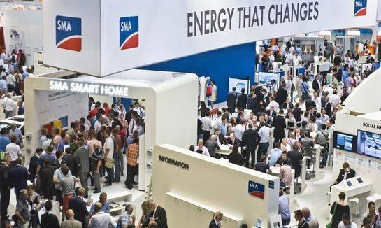 德国太阳能技术展INTERSOLAR