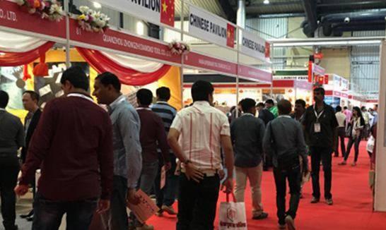 印度石材及石材机械展STONA