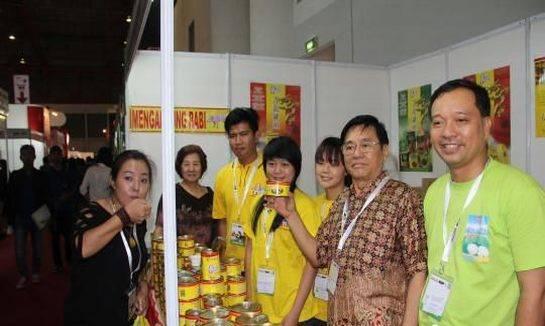 印尼雅加达食品及配料展SIAL InterFOOD