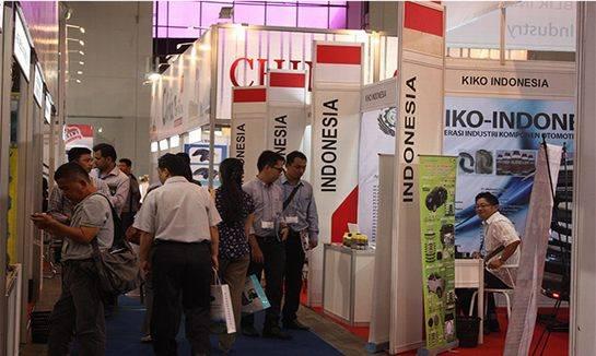 印尼交通及运输展INAPA
