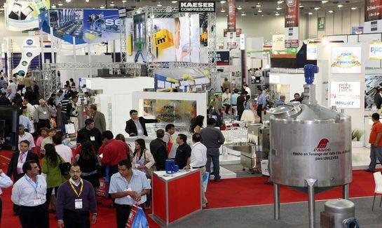 墨西哥包装展EXPO PACK MEXICO