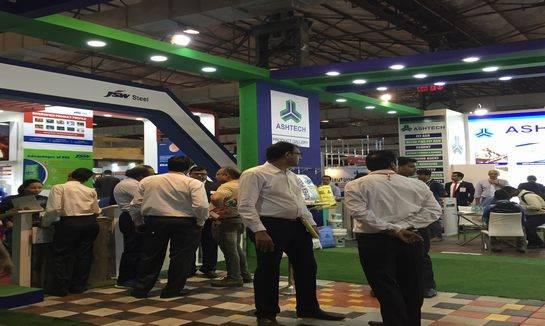 印度建材五大行业展BIG 5 INDIA