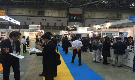 日本建筑及家居材料展JAPAN HOME AND BUILDING SHOW