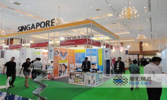 印尼通讯展ICT INDONESIA