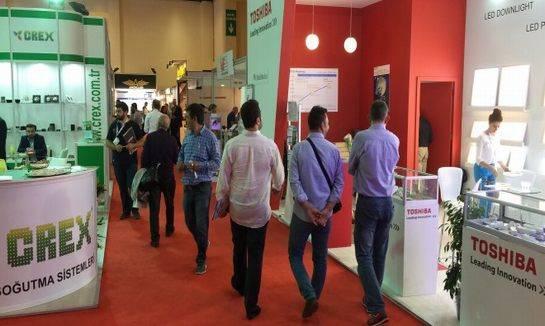 土耳其电子元器件LED展ELECTRONIST