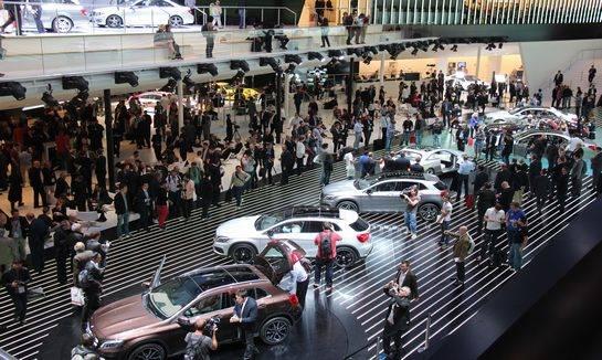德国商务车辆展IAA