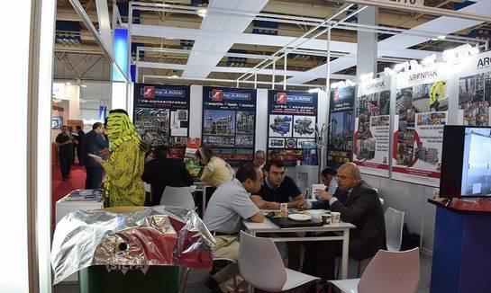 伊朗食品饮料及包装展IRAN FOOD+BEV TEC