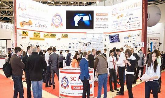 俄罗斯安防产品展MIPS MOSCOW