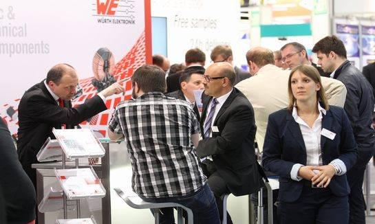 德国电力电子展PCIM EUROPE