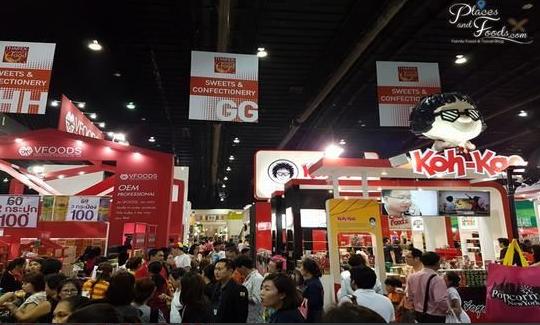 东南亚最具影响力!泰国曼谷国际亚洲世界食品展览会