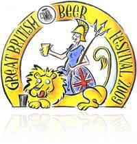 英国伦敦啤酒节logo