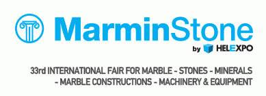 希腊塞萨洛尼基国际大理石,矿产,机械及设备博览会logo