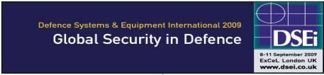 英国国际防御系统与设备展览和会议logo