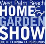 美国西棕榈滩家居及园艺展览会logo