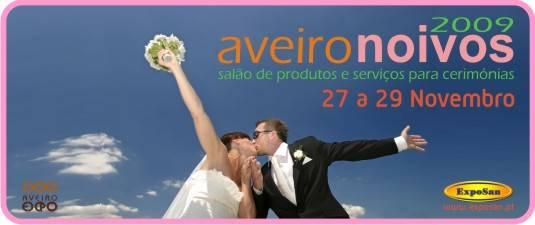 葡萄牙阿威罗婚礼用品及服务展logo