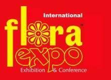 印度班加罗尔国际花卉展logo
